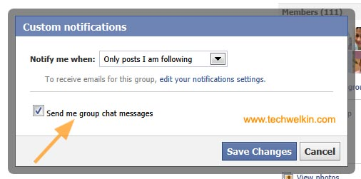 Stop receiving chat messages in your Facebook inbox.