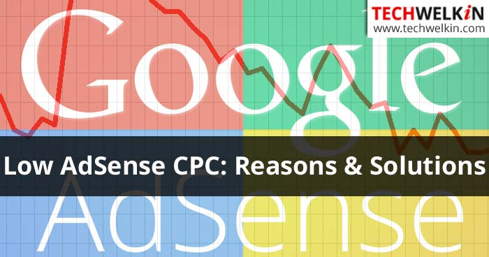 Low CPC rate can kill your blog!