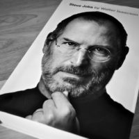 Biography of Steve Jobs by Walter Isaacson.
