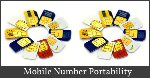 Using Mobile Number Portability (MNP), now you can change your mobile service provider.