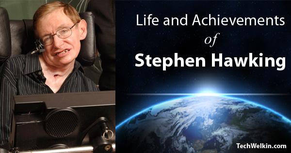 Stephen hawking essay