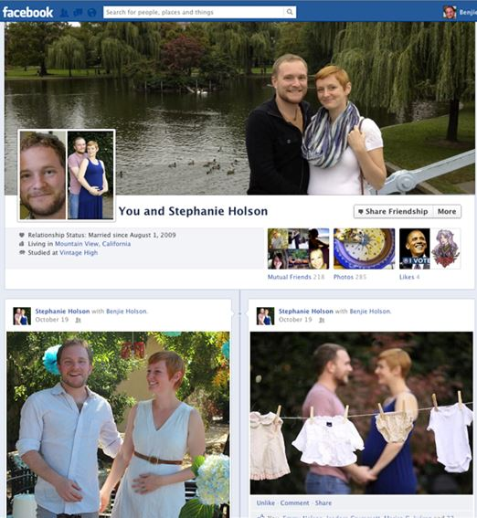 Facebook-Friendship-Pages