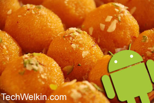Campaign for Android Laddoo