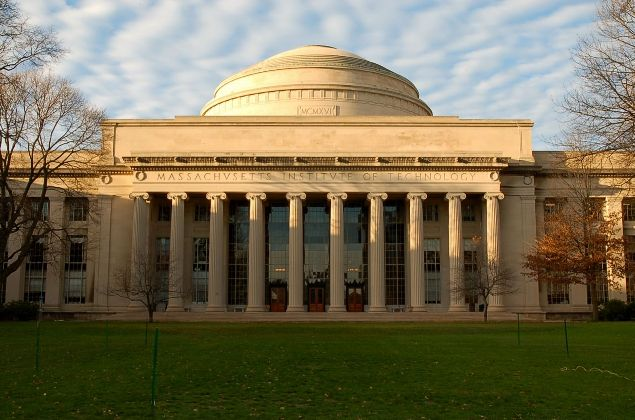 Massachusetts Institute of Technology (MIT) tops the list in 2013-14