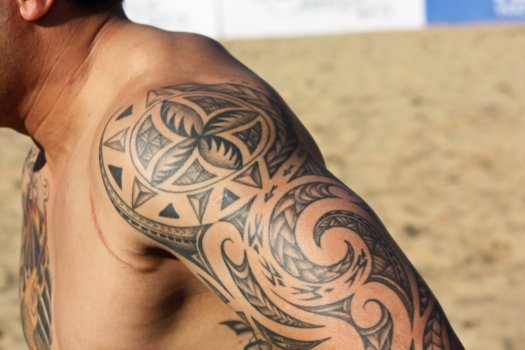 Tattoos have negative perception in the eyes of employers as well as clients