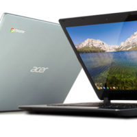 Google Chromebook by Acer. Image courtesy: GSMArena.com