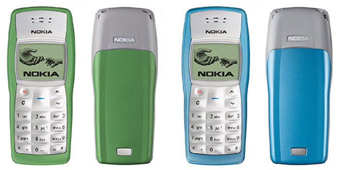 Nokia 1100 is the World's Most Popular Mobile Phone Ever