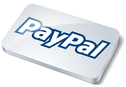PayPal is easy and safe.