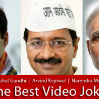 In the season of Indian General Elections, jokes on political leaders are going viral on social media.