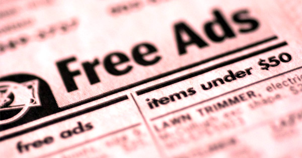 There are lots of online free classified ad services. But I have brought only the best 10 for you.