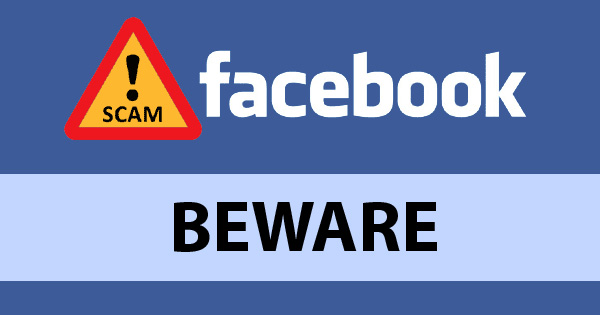 Stay alert and act wisely to avoid scams on Facebook.