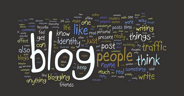 Blogging is a nice way to make free money.