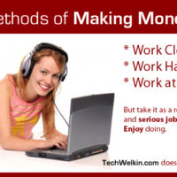 There are plenty of options available online for utilizing your skills for making money.
