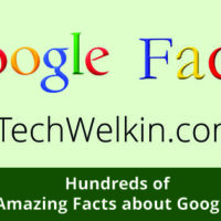 The largest collection of interesting facts about Google.