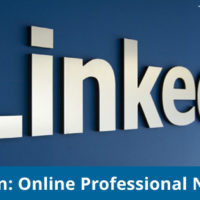 LinkedIn is the largest online professional network.