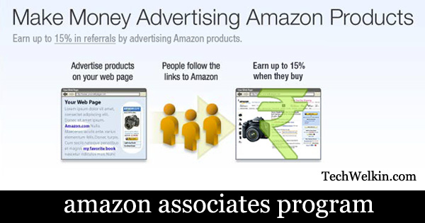 Amazon Associates Program can make you good money! You can use it as an alternative to Google's AdSense.