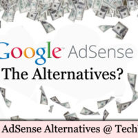 It is important to know Google AdSense alternatives. There are several advertisement options that you can use in absence of AdSense.