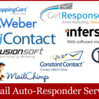Paid email auto-responder services in comparison with FeedBurner.