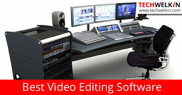 List of best video editing software. It includes both free for download as well as professional software.