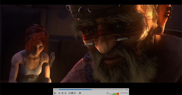 VLC Media Player is one of the best media player available out there.