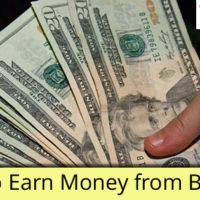 You can Earn Money from Blogging!
