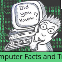 Computer Facts and Trivia on TechWelkin