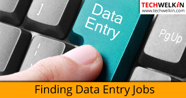 You can find data entry jobs to earn money from internet while working at home.