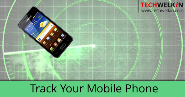 Learn how to track your mobile phone.