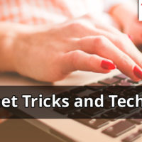 Internet Tricks and Tech Hacks at TechWelkin.