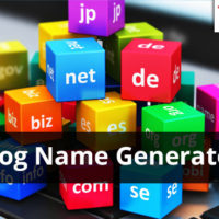 List of blog name generator.