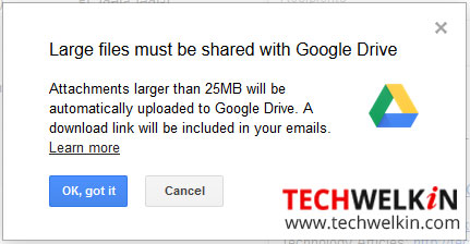 gmail attachment limit is the maximum size you can attach with a message.