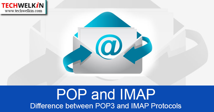 meaning of pop and imap in email