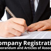MOA and AOA: Memorandum and Articles of Association in Companies Act.