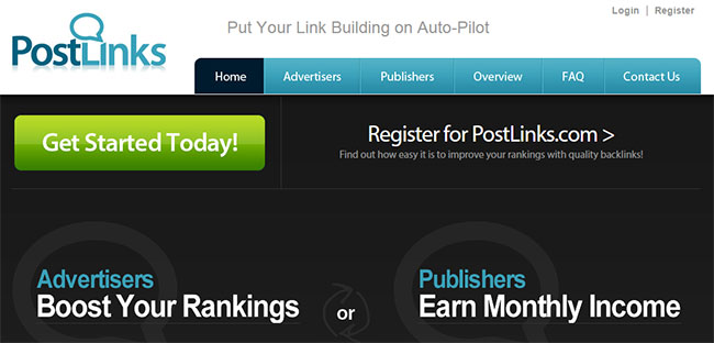 buy backlinks from postlinks
