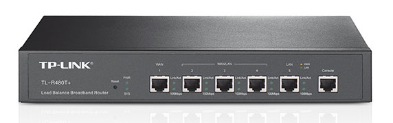 router for combining multiple internet connections and load balancing