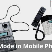 tty phone in mobile phones