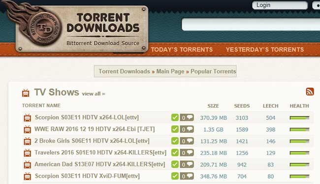 best torrent websites torrentdownload