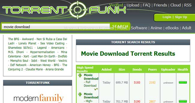 Best torrenting sites for porn