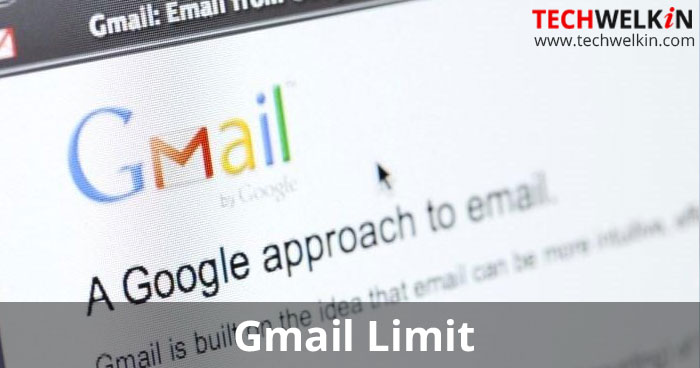 Gmail limit per day