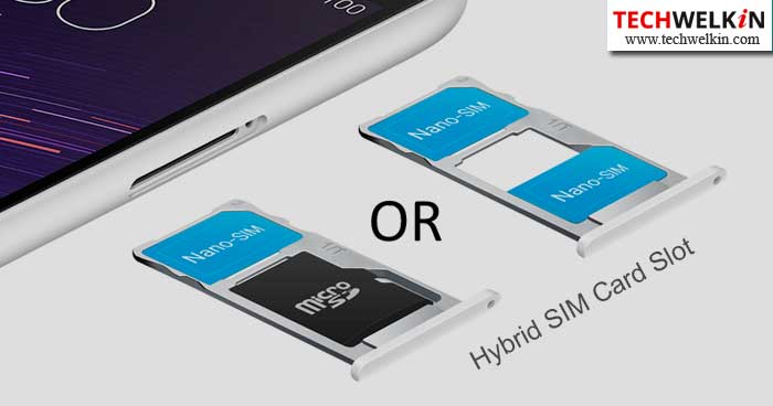 Hybrid Sim Card Slot Meaning