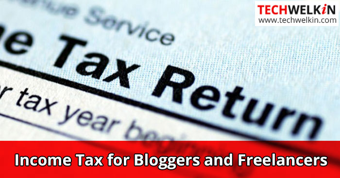 Blogger Income Tax. Freelancer Tax Return