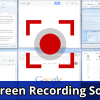 This image shows a banner on best screen recorder software.