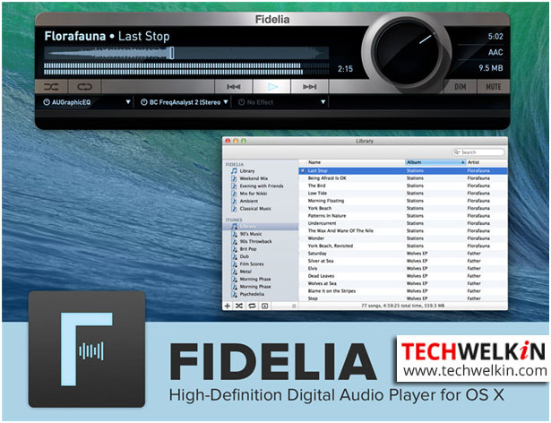 fidelia is one of the best itunes alternative