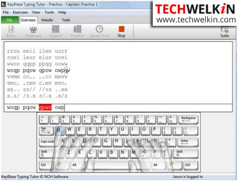 keyblaze typing tutor best typing software