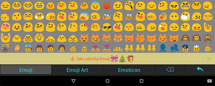 touchpal offers a great emoji keyboard