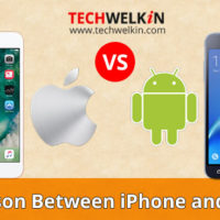 iphone vs. android phone comparison