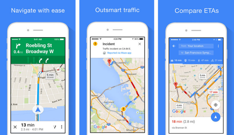 google maps is an essential app for iphone