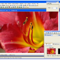 interface of photo pos pro