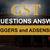 gst for bloggers, adsense users and freelancers
